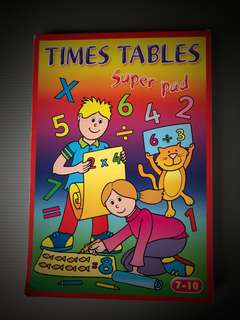 Time table super pad