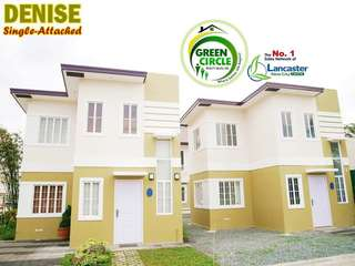 Ang Pinaka Murang Single House Denise as Low as Php 19k per month