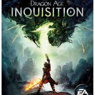 Dragon Age: Inquisition Games Of The Year Offline with DVD (PC)