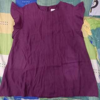 Ciel purple top
