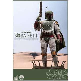 Hot Toys QS003 1/4 Star Wars Boba Fett Special Edition