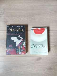 Books about Geisha