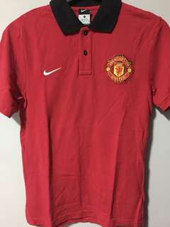 Nike Manchester United polo tee