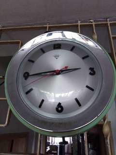 10inch electric clock 110-220V Diamond Best example of by gone years