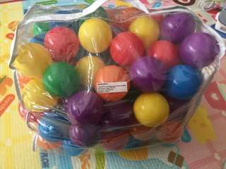 """Toys """"R"""" Us Colourful Play Balls"""