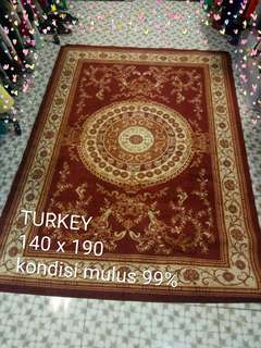 Karpet Turkey clasic