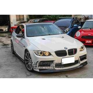 2008 BMW E92 M3 Coupe 男人一定要有的 M Power