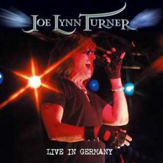 Joe Lynn Turner – Live In Germany CD