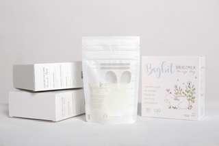 READY STOCK Breast milk storage bags (120ml)