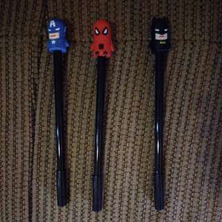 BRANDNEW MARVEL Very Fine Point SIGN PEN