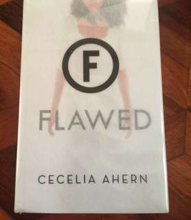 Flawed by Cecelia Ahern (Hard Cover)