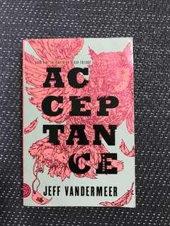 Acceptance -Jeff Vandermeer