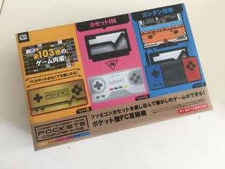 FC Portable Console Famicom Super Famicom