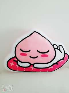 Kakao Friends Apeach Cushion