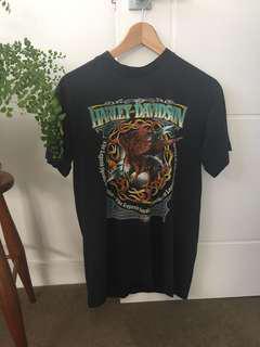 Vintage Harley Davidson 1991 Eagle T Shirt