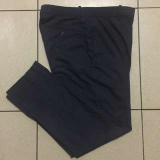 Uniqlo Ankle Relaxed Pants