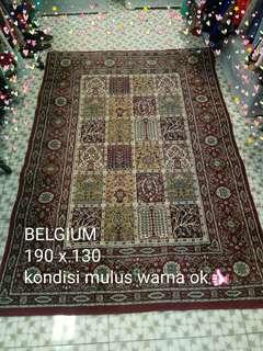 Karpet Belgium