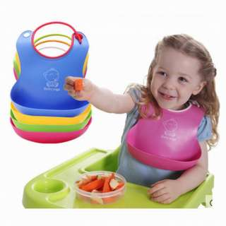 Silicone Water Proof baby Bib Babyhood