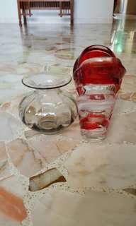 New Glass Vase