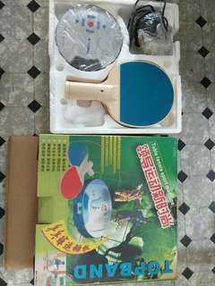 Table tennis sports machine