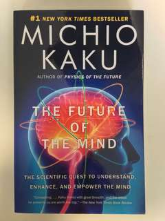 🚚 The Future of the Mind: Michio Kaku