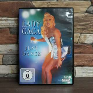Lady Gaga Just Dance DVD