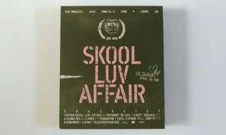 🚚 [二手 空專] Skool Luv Affair (防彈少年團 BTS)