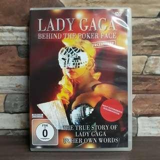 Lady Gaga Behind The Poker Face DVD