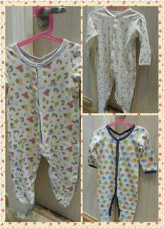 3pcs Kid's pyjamas