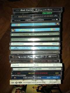 🚚 CDs