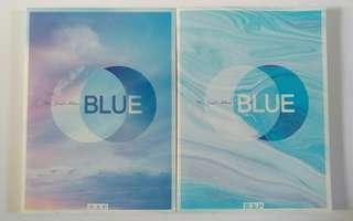 🚚 [二手 空專] Blue (B.A.P)