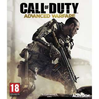 Call of Duty: Advanced Warfare Offline with DVD (PC)