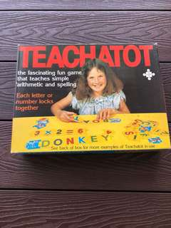🚚 Teachatot - learn spelling and maths