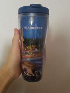 Korea Seoul Starbucks Tumbler