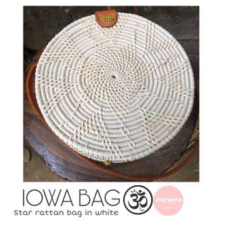 RATTAN BAG ONHAND FROM BALI INDONESIA