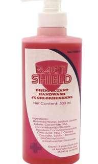 Bactishield hand soap