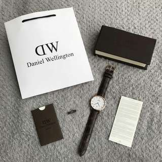 NEW !! 🔥Daniel Wellington Dapper York  100% Authentic🔥Limited time Offer!!!!