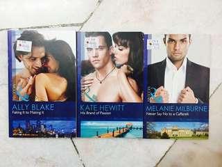 Mills & Boons Romance Books