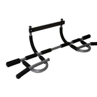 alat Olahraga membentuk otot lengan dan perut Iron gym murah meriaah