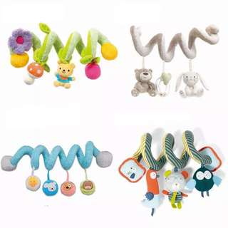 Little Cot Hanging Toy - 9R1