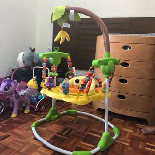 Mothercare Safari Gym