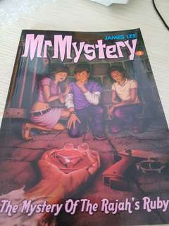 Brand New Mr Mystery No 3 - The Mystery of the Rajah's Ruby fod Normal Postage only!
