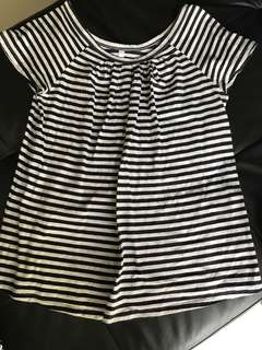 Maternity blouse size XL