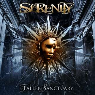 Serenity – Fallen Sanctuary CD