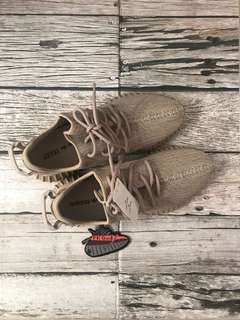 Adidas YEEZY OXFORD TAN PK perfect kicks 41.5-42