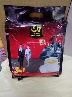 🚚 G7越南咖啡三合一 50包入