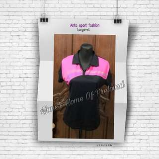 Auth anta sports top