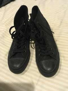 Converse Chuck Taylor All Black UK 8