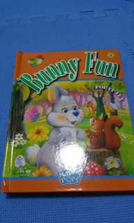 Pop up fun - Bunny fun