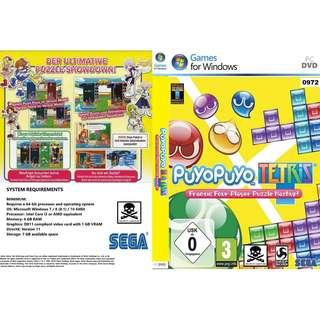 (PC) Puyo Puyo Tetris